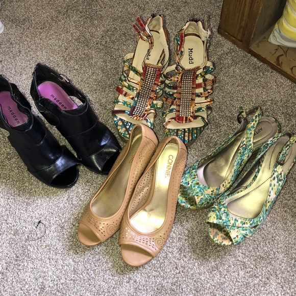 Shoes - Heels and wedges